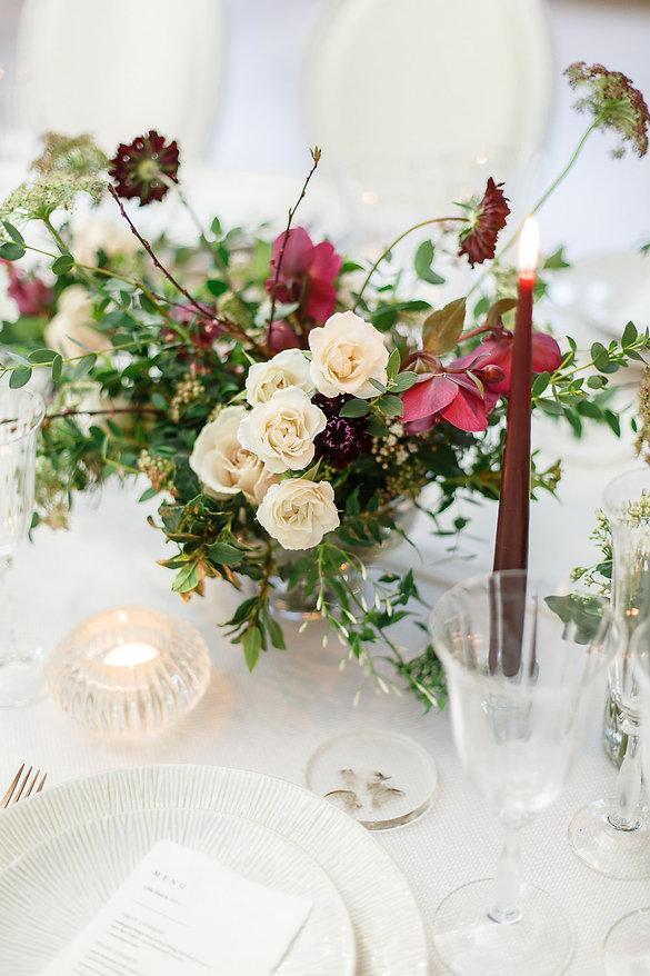 wedding table decor london