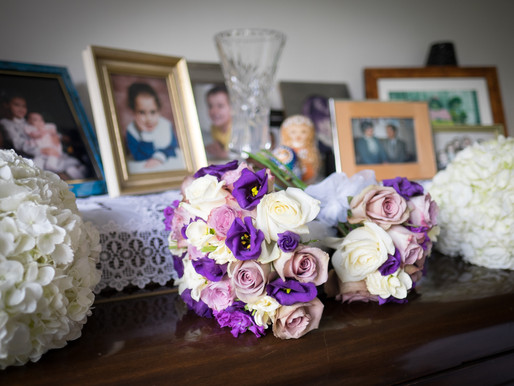 What you need to know about planning a wedding at home