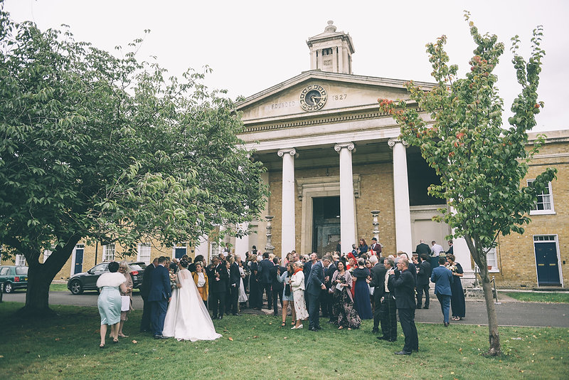 unique wedding venue london