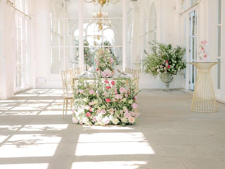 luxury wedding planning london