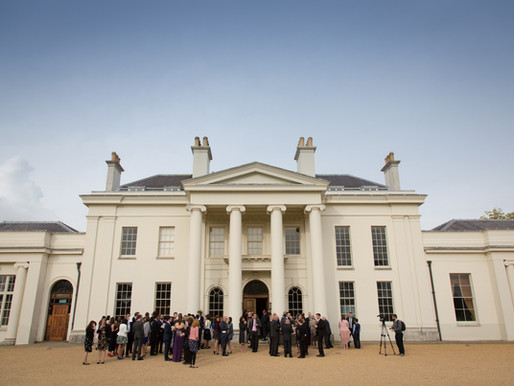 Why plan a wedding at a country house?