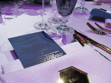 Creating a beautiful tablescape - Part 1