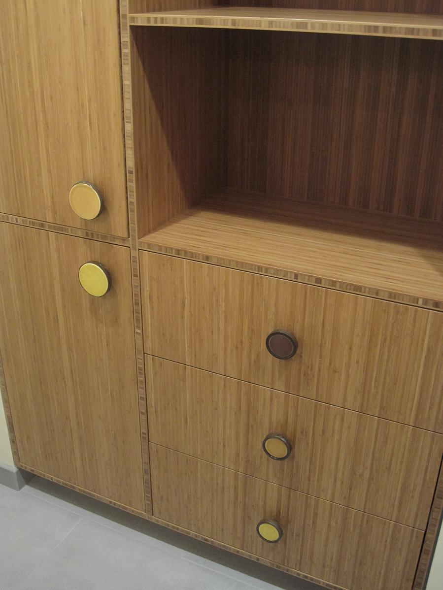 Custom Cabinet Pulls The Earth Builders Custom Cabinet Pulls Installed