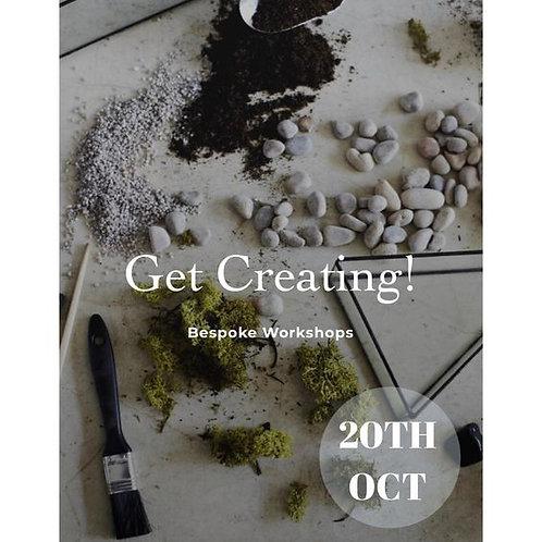 Terrarium Tuesdays 20th Oct