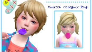 Lollipops [Child & Toddler]