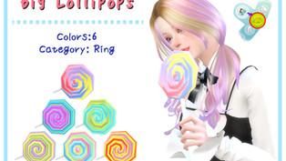 Big Lollipops [Adult]