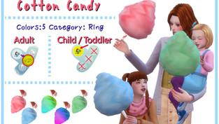 Cotton candy sets & Popcorn sets [ACC]