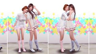 Twins Pose 03