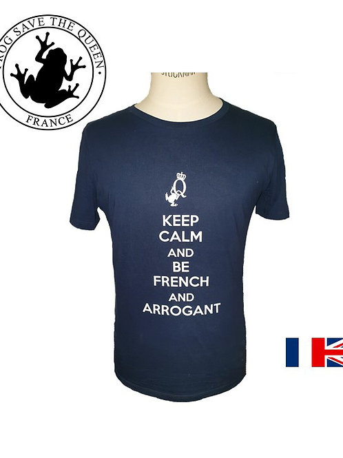 T-Shirt French & Arrogant