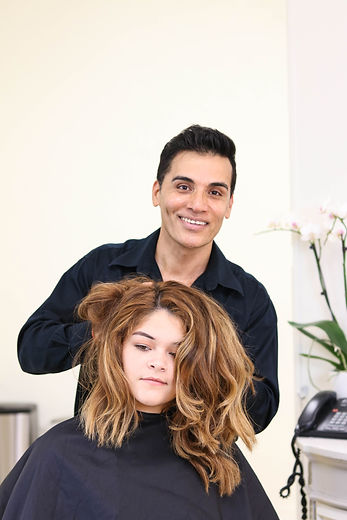 Eddie Zuniga H2O Hair Salon and Spa