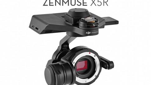סקירה מקצועית על ה-ZENMUSE X5RAW