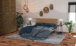 הדמיה חדר שינה 1