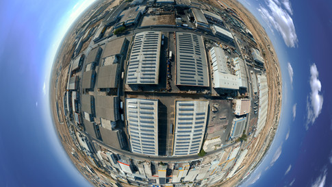 """תצלומי אוויר """"כוכב קטן"""" 360 מעלות"""
