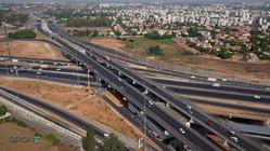 צילום אווירי מרחפן לתשתיות