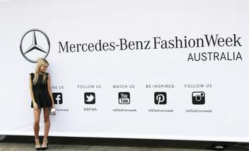 Mercedes Benz Fashion Week 2015