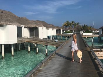 A visit to Finolhu, Maldive Islands