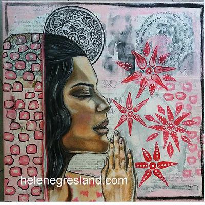 hélène gresland artiste peintre