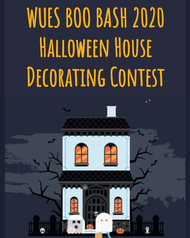 Boo Bash 2020:  Halloween House Decorating Contest