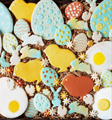 WUES SOCIABLE:  Spring Cookie Decorating Class