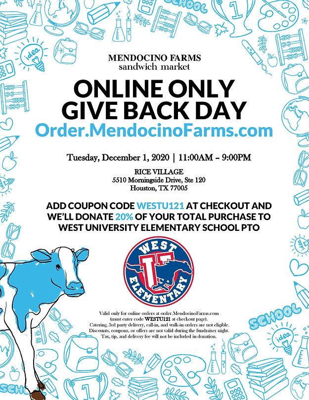 Digital Give Back_West University Elemen