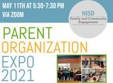 HISD Parent Organization Spring Expo 2021 – May 11