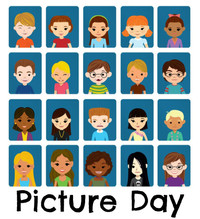 Picture Day is Tuesday, Jan 19th!  Order pictures online now!