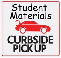 Next Materials Distribution - Virtual Learning Students Only - Wed., May 19