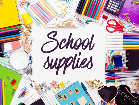 Do You Still Need School Supplies for the 2021-22 School Year?