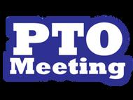 PTO General Meeting – Virtual – Tuesday, Oct. 20 at 7pm