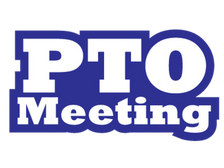 PTO General Meeting – Virtual – Tuesday, Oct. 20 at 7pm