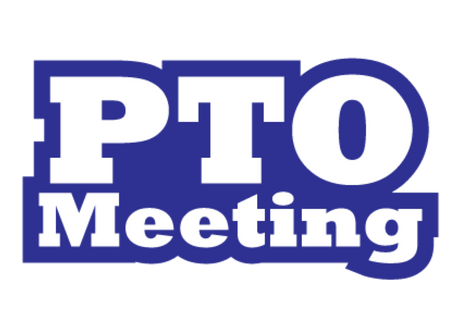 PTO Meeting - Tuesday, September 22 at 7pm