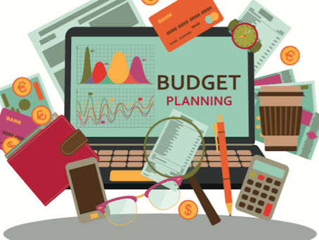 Spring 2021 Budget Requests