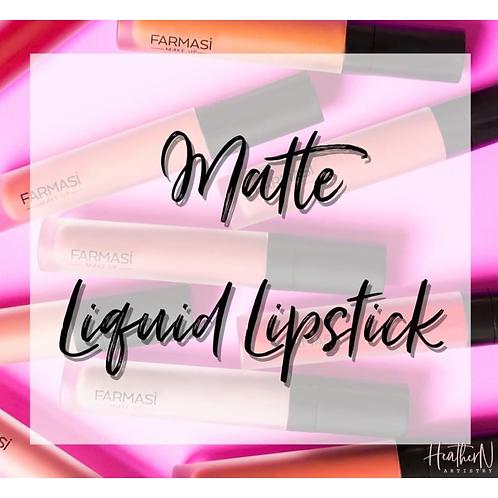 Matte Liquid Lip