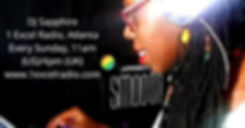 DJ Sapphire Mst - Made with PosterMyWall