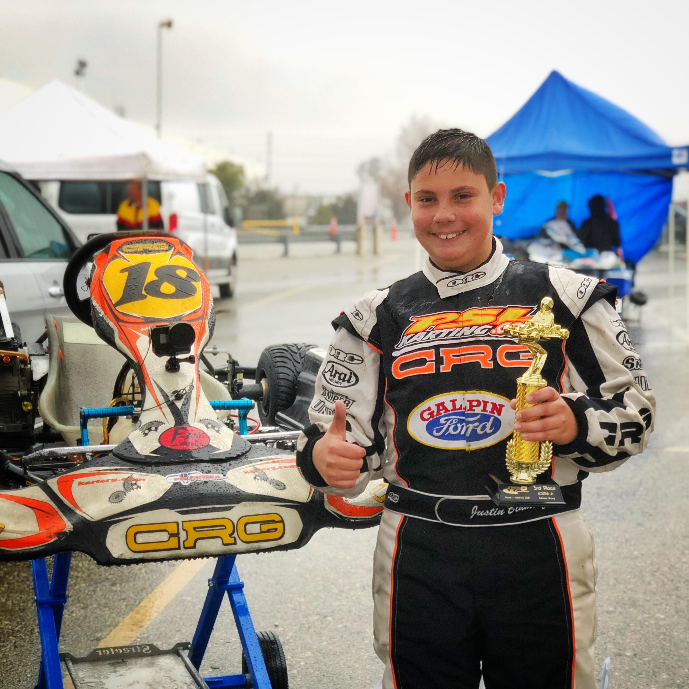 Official Website of Justin Blumenfeld Racing