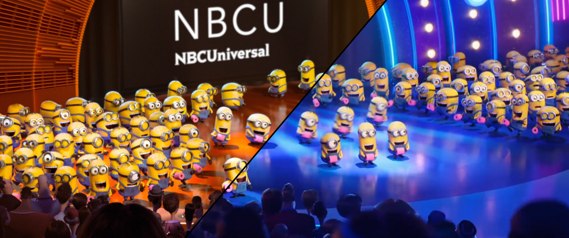 Despicable Me 3 UpFronts