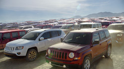 Jeep President's Day