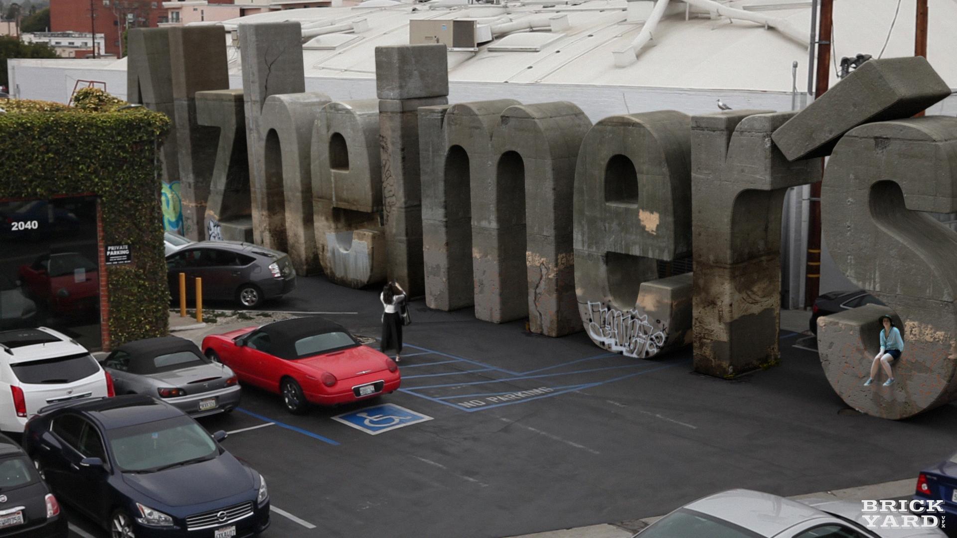 Alzheimers Wall