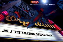 Carl's Jr Spiderman