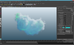 Testing out Elementacular, a new cloud system in Maya
