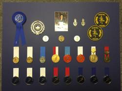 Medals x 16