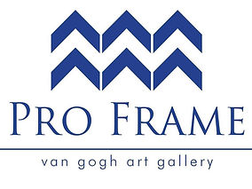 Pro Frame Van Gogh Art Gallery Logo