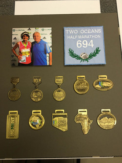 Medals Two Oceans