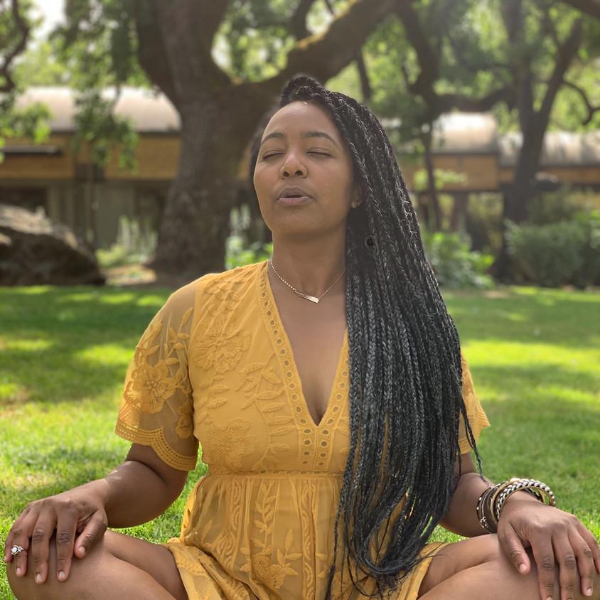 Just Breathe #OnPurpose :: The Anti-Stress Breath Meditation