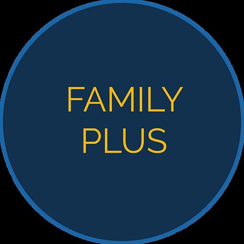 Family Plus Sponsor