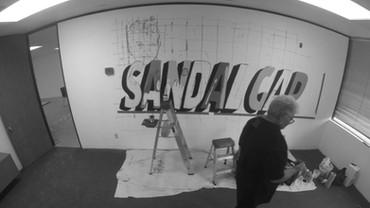 SANDAL GAP STUDIO