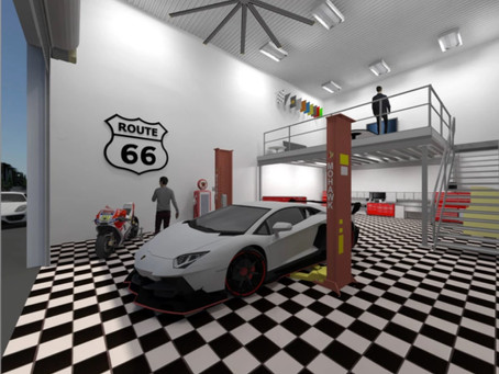 GARAGE ULTIMATE WILL OPEN GARAGES FOR LUXURY CARS IN SEPTEMBER IN FRIENDSWOOD