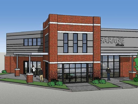 FRIENDSWOOD DEVELOPER BUILDS CONDOS FOR CARS