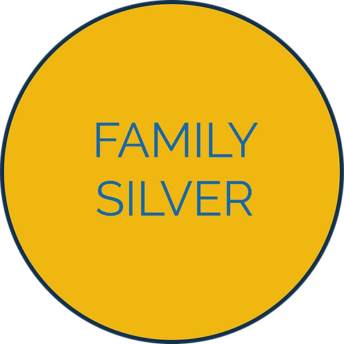 Family Silver Sponsorship