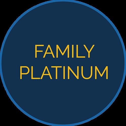 Family Platinum Sponsorship